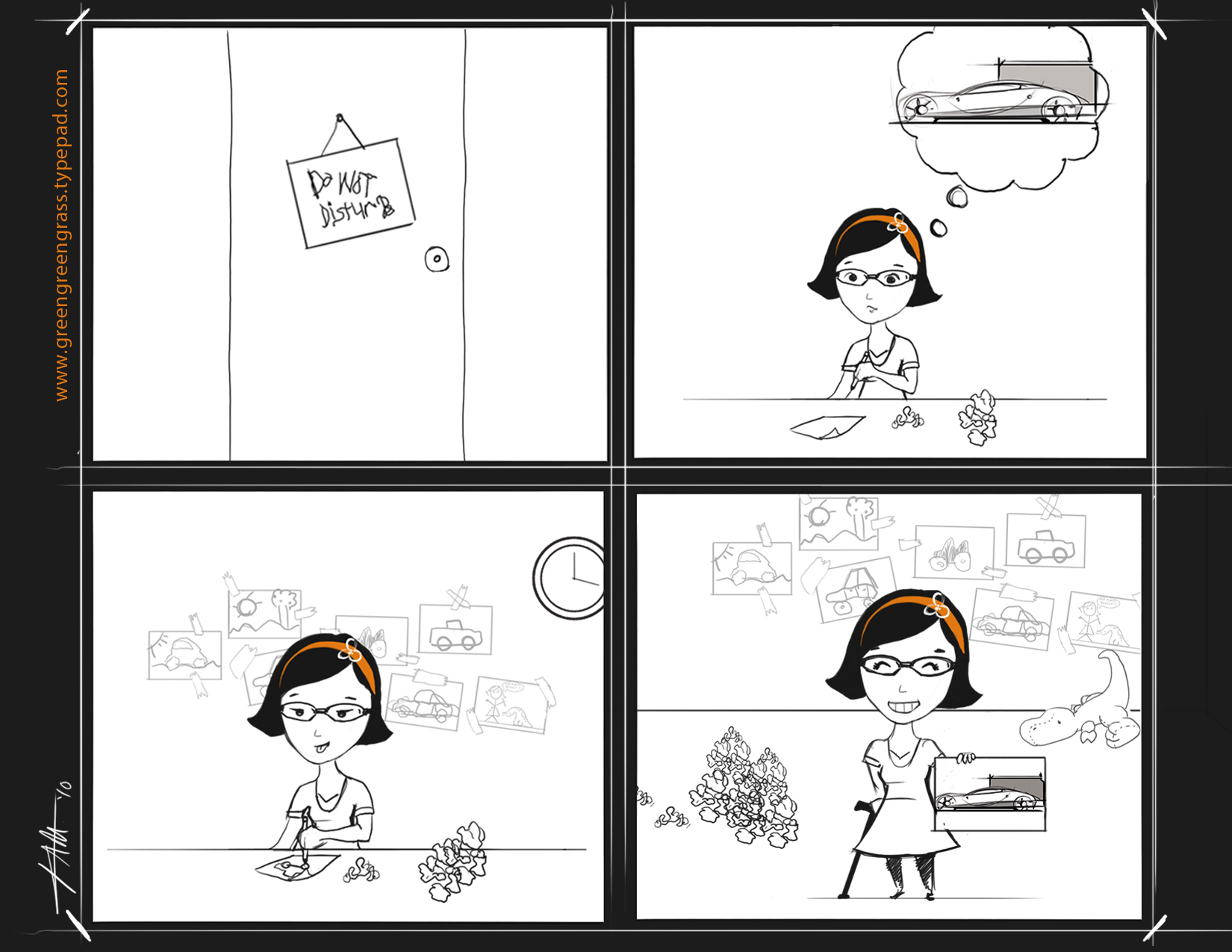 Lilkam_storyboard